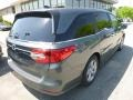 Honda Odyssey EX Forest Mist Metallic photo #4