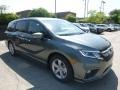 Honda Odyssey EX Forest Mist Metallic photo #5
