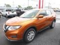 Nissan Rogue S AWD Monarch Orange photo #8