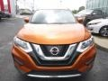 Nissan Rogue S AWD Monarch Orange photo #9