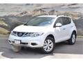 Nissan Murano SV AWD Pearl White photo #5