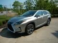 Lexus RX 350L AWD Atomic Silver photo #1