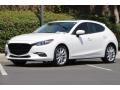 Mazda MAZDA3 Touring 5 Door Snowflake White Pearl Mica photo #10