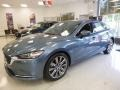Mazda Mazda6 Grand Touring Reserve Blue Reflex Mica photo #6