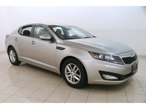 Satin Metal 2012 Kia Optima LX