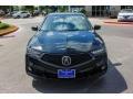 Acura TLX A-Spec Sedan Crystal Black Pearl photo #2