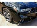 Acura TLX A-Spec Sedan Crystal Black Pearl photo #9