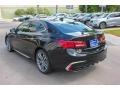 Acura TLX V6 Sedan Crystal Black Pearl photo #5
