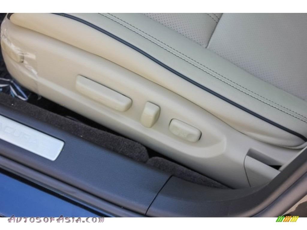 2019 TLX V6 Sedan - Crystal Black Pearl / Parchment photo #18