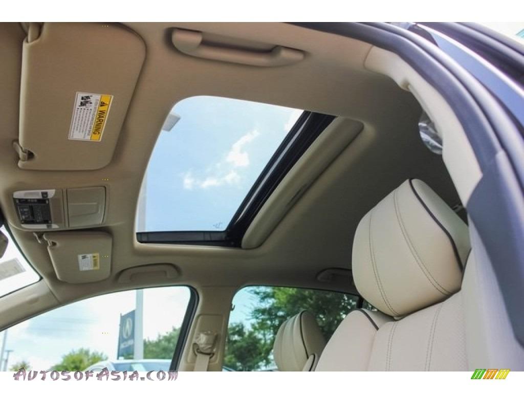 2019 TLX V6 Sedan - Crystal Black Pearl / Parchment photo #43