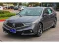 Acura TLX V6 A-Spec Sedan Modern Steel Metallic photo #3