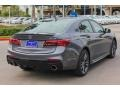 Acura TLX V6 A-Spec Sedan Modern Steel Metallic photo #7