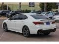 Acura TLX V6 A-Spec Sedan Platinum White Pearl photo #5
