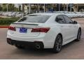 Acura TLX V6 A-Spec Sedan Platinum White Pearl photo #7