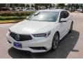 Acura TLX V6 Sedan Platinum White Pearl photo #3