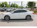 Acura TLX V6 Sedan Platinum White Pearl photo #4