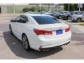 Acura TLX V6 Sedan Platinum White Pearl photo #5