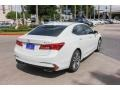 Acura TLX V6 Sedan Platinum White Pearl photo #7