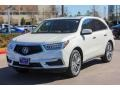 Acura MDX Technology SH-AWD White Diamond Pearl photo #3
