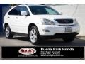 Lexus RX 350 Crystal White photo #1