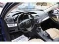 Mazda MAZDA3 i Grand Touring 4 Door Sky Blue Mica photo #4