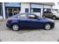 Mazda MAZDA3 i Grand Touring 4 Door Sky Blue Mica photo #5