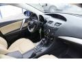 Mazda MAZDA3 i Grand Touring 4 Door Sky Blue Mica photo #9
