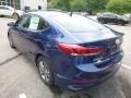 Hyundai Elantra SEL Electric Blue photo #6