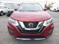Nissan Rogue SV AWD Scarlet Ember photo #8