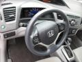 Honda Civic EX Sedan Polished Metal Metallic photo #14