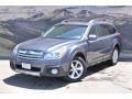 Subaru Outback 2.5i Limited Carbide Gray Metallic photo #5