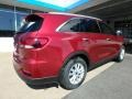 Kia Sorento LX AWD Passion Red photo #3