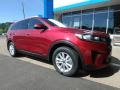 Kia Sorento LX AWD Passion Red photo #10