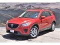 Mazda CX-5 Sport AWD Soul Red Metallic photo #5