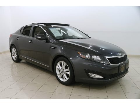 Platinum Graphite 2011 Kia Optima EX
