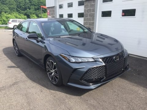 Harbor Gray Metallic 2019 Toyota Avalon XSE