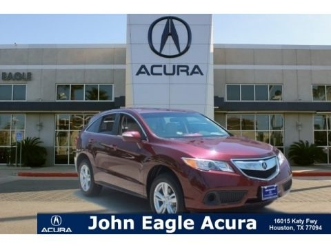 Basque Red Pearl II 2015 Acura RDX