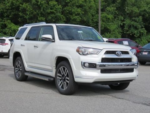 2010 Toyota 4Runner Limited 4x4 in Blizzard White Pearl - 014610 | Autos of Asia - Japanese and ...