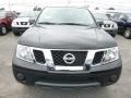 Nissan Frontier SV King Cab 4x4 Magnetic Black photo #9