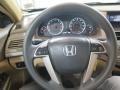 Honda Accord LX-P Sedan Crystal Black Pearl photo #15