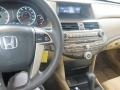 Honda Accord LX-P Sedan Crystal Black Pearl photo #16