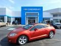 Mitsubishi Eclipse GS Coupe Sunset Pearlescent photo #1