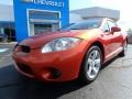 Mitsubishi Eclipse GS Coupe Sunset Pearlescent photo #2