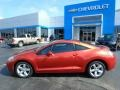Mitsubishi Eclipse GS Coupe Sunset Pearlescent photo #4