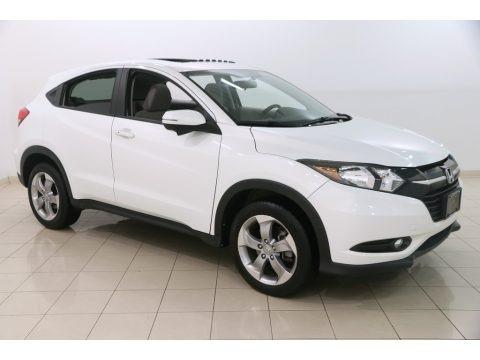 White Orchid Pearl 2016 Honda HR-V EX AWD