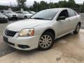 Mitsubishi Galant ES Dover White Pearl photo #1