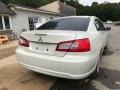 Mitsubishi Galant ES Dover White Pearl photo #7