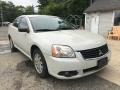 Mitsubishi Galant ES Dover White Pearl photo #10