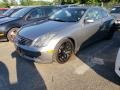 Infiniti G 35 Coupe Diamond Graphite Metallic photo #1