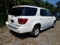Toyota Sequoia SR5 4WD Super White photo #7